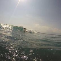 バリ サーフィン